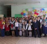 День учителя  в Кечушевской СОШ Ардатовского района
