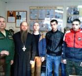 В Чамзинском райвоенкомате состоялась первая отправка призывников осеннего призыва в вооруженные силы РФ