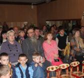 В детском саду «Сказка» п.Комсомольский в рамках семейного клуба «Возрождение» была проведена встреча, посвященная земной жизни Божией Матери