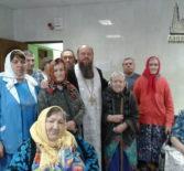 Месячник пожилых людей в Чамзинском благочинии