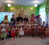 Настоятель храма Новомученников и Исповедников Российских посетил праздничный утренник в детском саду «Теремок» г.Ардатова