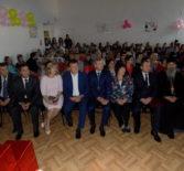 МБОУ «Комсомольская СОШ№3» торжественно отметила свое 30-летие