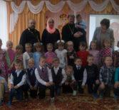 В детском саду «Малыш» Большого Игнатова прошёл утренник, посвященный празднику Покрова Божьей Матери