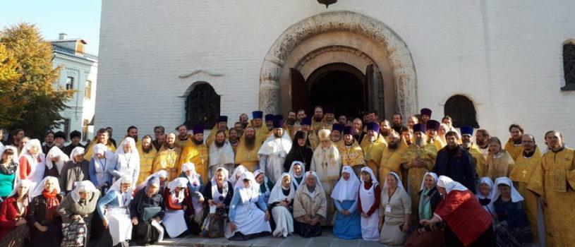 Делегат Ардатовской епархии в Москве проходит стажировкув Синодальном отделе по церковной благотворительности и социальному служению