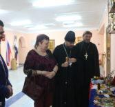 Архипастырь посетил открытый урок ОПК в Низовской СОШ Ардатовского района