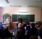 Открытый крок ОПК в МОУ «СОШ №13» г.Саранска