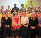 В Детской школе искусствЧамзинскогорайонаторжественно отметили праздникПокрова Пресвятой Богородицы