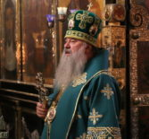 День преставления преподобного Сергия, игумена Радонежского, всея России чудотворца в Свято-Троицкой Сергиевой лавре