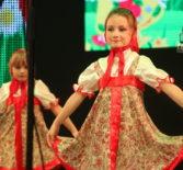 Архипастырь посетил отчетный концерт Дубенского района в рамках «Шумбрат, Мордовия!» — «Vivat, Чемпионат!»