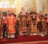 Владыка Вениамин поздравил с Днем тезоименитства Главу Саратовской митрополии, Высокопреосвященнейшего Лонгина, митрополита Саратовского и Вольского
