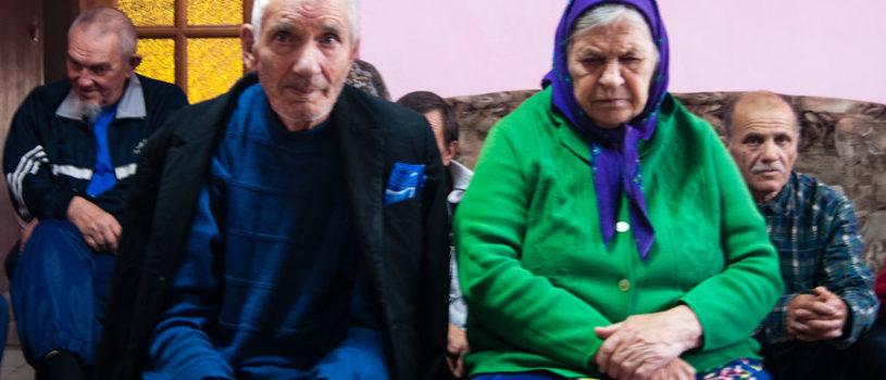 Месячник пожилых людей в Доме-интернате для престарелых Большеигнатовского района