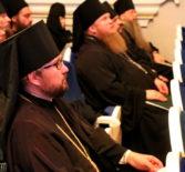 Преосвященнейший Вениамин, епископ Ардатовский и Атяшевский принял участие в международной конференции «Преемство монашеских традиций в современных монастырях. Духовное наследие египетских отцов и его актуальность для современного монашества»