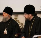 В Саровской пустыни состоялось заключительное заседание двухдневного межрегионального совещания монашествующих Нижегородской, Мордовской и Чувашской митрополий