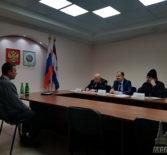 Главный федеральный инспектор совместно с Министром внутренних дел по Республике Мордовия провел прием граждан в Чамзинском районе