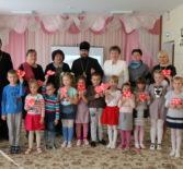 Архипастырь посетил Атяшевский детский сад №1