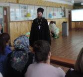 В Сабанчеевской СОШ Атяшевского района прошло праздничное мероприятие, посвященное Дню матери