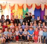 Архипастырь посетил Атяшевский детский сад №2
