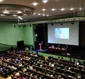 В Атяшевском ДК прошла Всероссийская конференция «Здоровая молодежь – здоровая Россия. Онкологические заболевания: профилактика, диагностика, лечение»