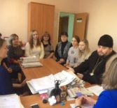 Благочинный Дубёнского района провёл ряд рабочих встреч