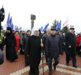 Правящий Архиерей Ардатовской епархии в Саранске принял участие  в праздничных мероприятиях, посвященных Дню народного единства