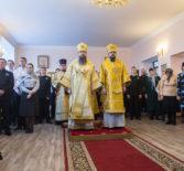 Престольный праздник и актовый день в Пензенской духовной семинарии