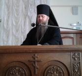 В Иоанно-Богословском Макаровском мужском монастыре прошла секция для монашествующих регионального этапа XXVII Международных образовательных чтений