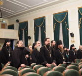 Делегат Ардатовской епархии принял участие в конференции «Древние монашеские традиции в условиях современности», которая прошла в Московской духовной академии