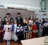 В Каласевской СОШ Ардатовского района прошел новогодний утренник