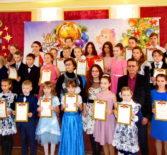 В концертном зале Чамзинской ДШИ прошел I открытый зональный фестиваль-конкурс «Рождественская звезда»