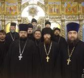 Отчетное собрание духовенства Чамзинского и Большеберезниковского благочиния
