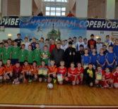 В Атяшевском ФОКе прошел Республиканский турнир по мини-футболу для юношей, посвященный памяти святого апостола Андрея Первозванного