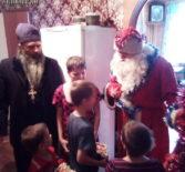 Новогодние подарки детям-инвалидам Ардатовского района
