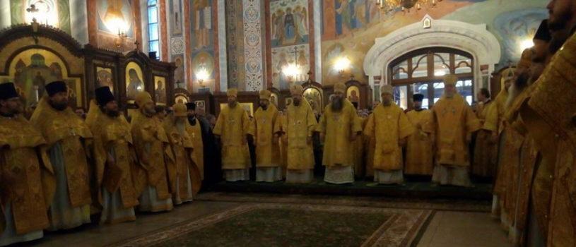Нижегородскую епархию для поклонения верующих прибыл ковчег с частицей мощей святого праведного воина Феодора Ушакова