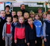 В Шугуровской СОШ Большеберезниковского района прошло образовательное мероприятие, посвященное приближающемуся празднику Рождества Христова