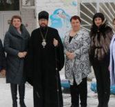 Архипастырь посетил Большеберезниковский специализированный дом ребенка