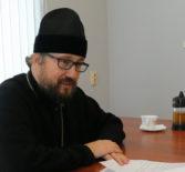 В епархиальном управлении Правящий Архиерей провел годовое отчетное собрание для отцов благочинных всех церковных округов Ардатовской епархии