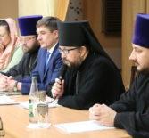 В культурно-просветительском центре с.Ардатово Дубенского муниципального района прошло отчетное годовое собрание духовенства Ардатовской епархии
