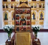 Дубенское благочиние отмечает Престольное торжество центрального храма района