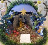 В епархиальном управлении Ардатовской епархии подвели итоги детского конкурса «Рождественский вертеп»