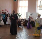 В Комсомольском ДК Чамзинского района прошла Рождественская ёлка для малообеспеченных семей