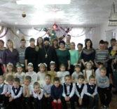 Рождественский утренник состоялся в детском саду «Березка» г. Ардатова