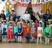 Светлый и долгожданный праздник Рождества Христова в Большеигнатовскомдетском саду