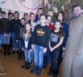 «Рождественские встречи» с учащимися сельских школ Ардатовского района