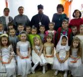 В детском саду «Улыбка» г.Ардатова состоялся утренник в честь Светлого Рождества Христова