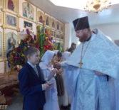 Рождество Христово в Поводимовском приходе Дубенского раиона