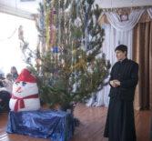Рождество Христово в селе Кучкаево Большеигнатовского района