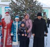 Рождество Христово в с.Марьяновка Большеберезниковскогорайона