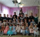 В Тургеневском детском саду «Рябинка» прошел Рождественский утренник