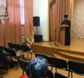 В Дубенской СОШ прошло общешкольное родительское собрание