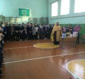 В Ардатовской СОШ Дубёнского района проводят святочные дни Богоявления Господня